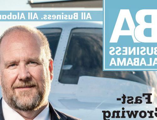阿拉巴马商业杂志封面